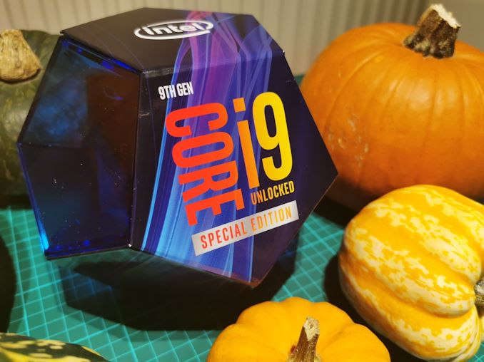 Intel to Discontinue Core i9-9900K Special Dodecahedron Packaging