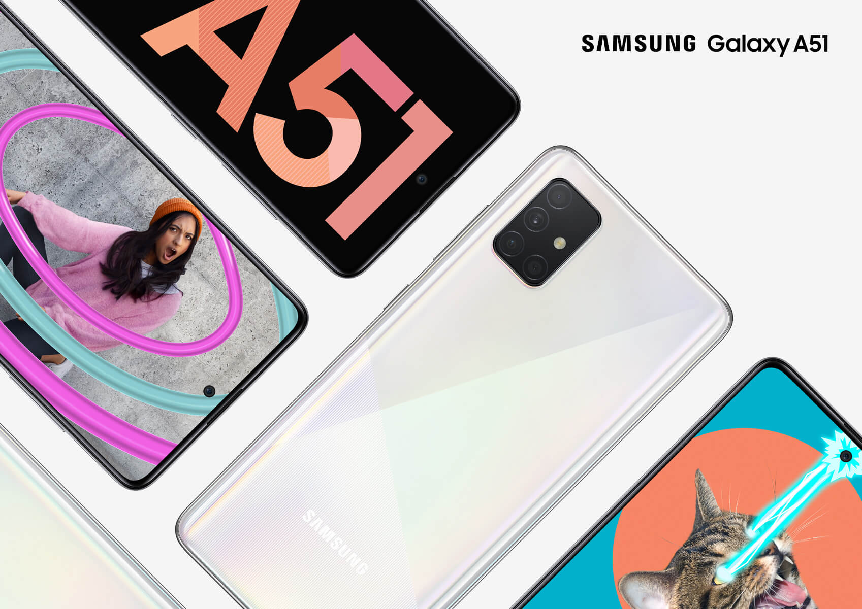 Samsung's answer to the iPhone SE is the $399 Galaxy A51