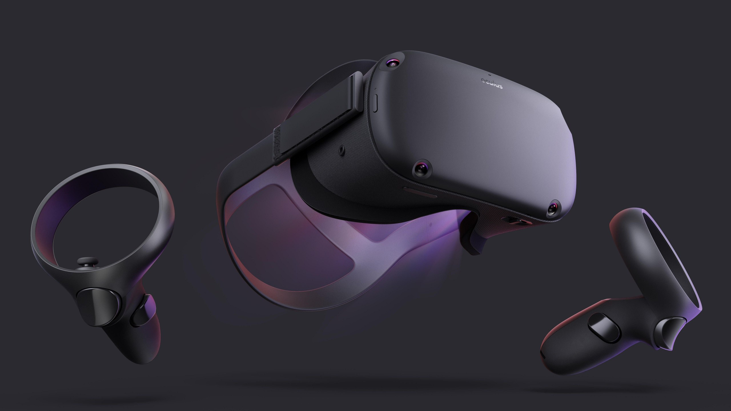 A smaller, lighter Oculus Quest with a better display is reportedly in the works