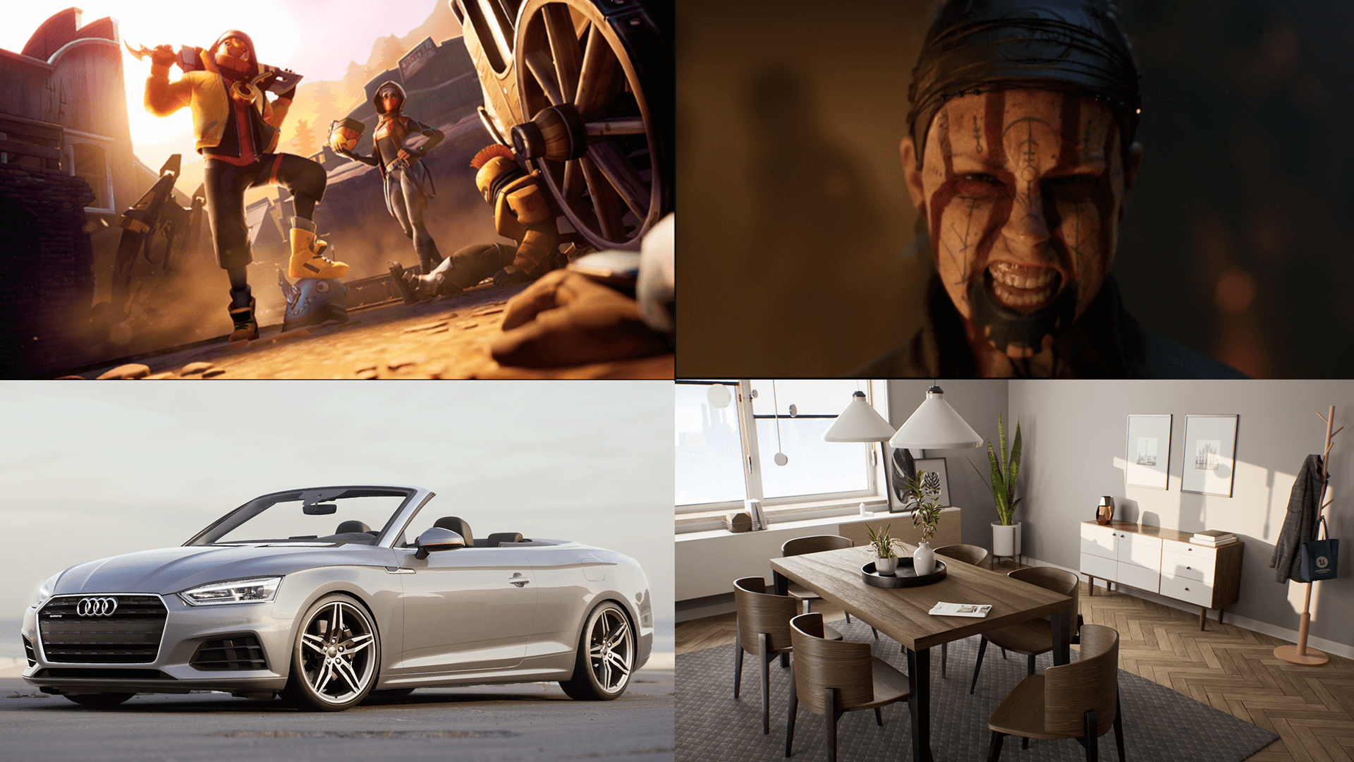 PlayStation 5 and Xbox Series X support comes to Unreal Engine 4.25