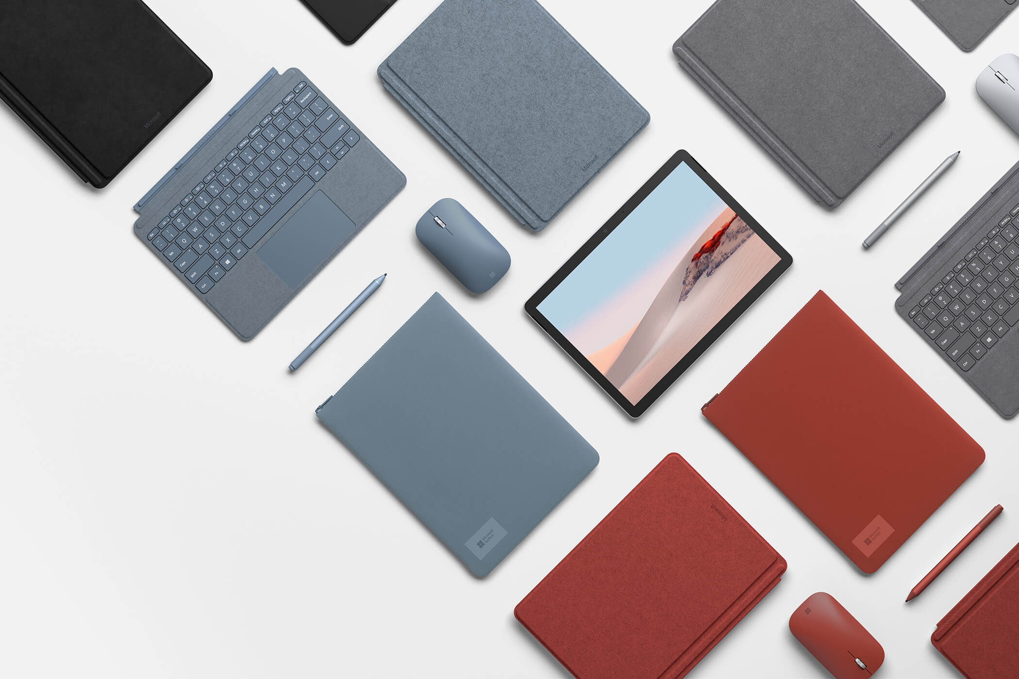 Microsoft unveils Surface Go 2 with larger 10.5-inch display and more powerful Intel processors