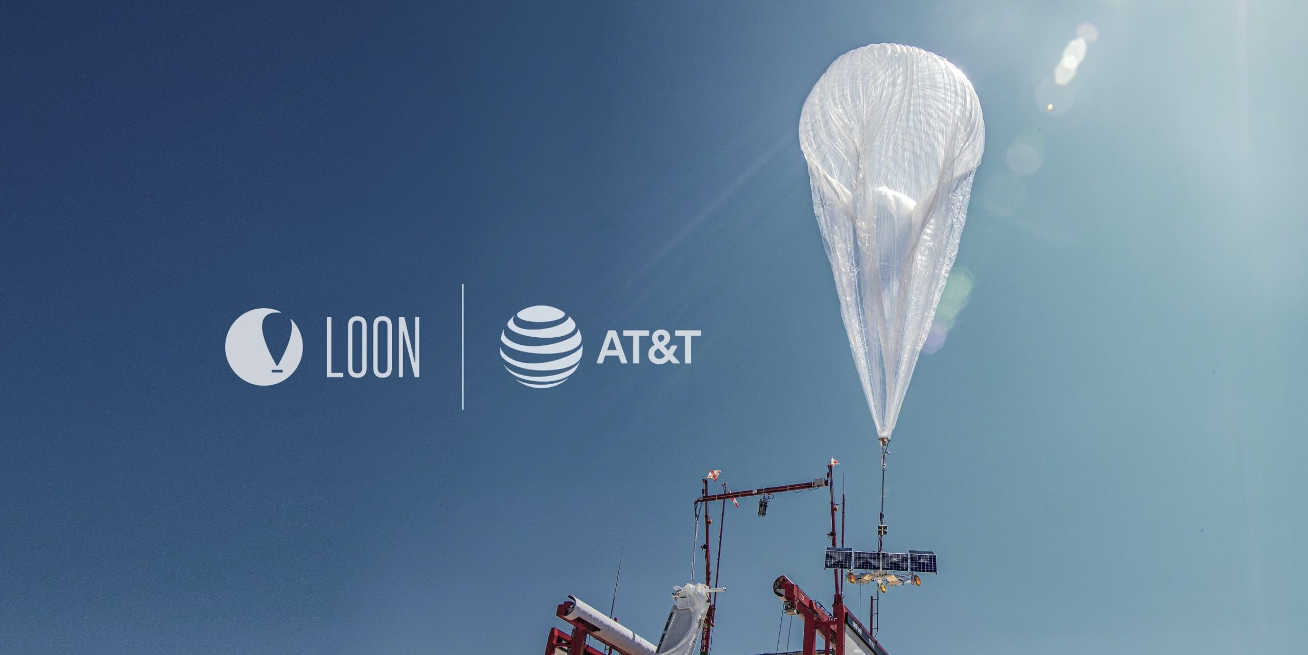 Loon partners with AT&T on disaster preparedness