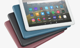 Amazon updates Fire HD 8 tablet with faster processor and more storage