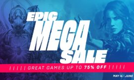 Epic launches its second Mega Sale, bringing back unlimited $10 coupons