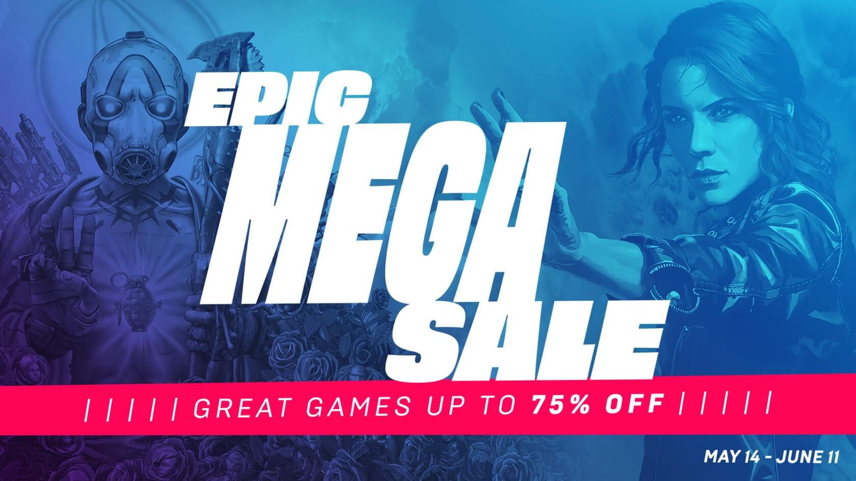 Read more about the article Epic launches its second Mega Sale, bringing back unlimited $10 coupons