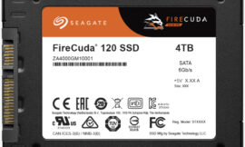 Seagate adds a 2.5-inch SATA drive to its FireCuda gaming SSD lineup