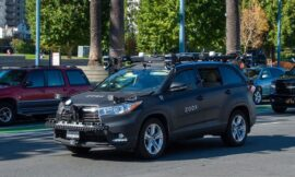 Amazon is in advanced talks to purchase self-driving vehicle start-up Zoox