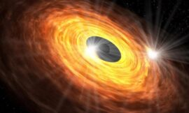 The black hole at the center of the Milky Way is blinking at us