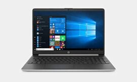 2020 HP 15.6″ HD Touchscreen Premium Home & Business Laptop, 10th Gen Intel Quad-Core i5-1035G1 Upto 3.6GHz, 8GB RAM, 512GB SSD, WiFi, HDMI, Bluetooth, Card Reader, Windows 10