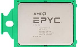 AMD EPYC 7702P Processor 64C 2GHZ 256MB TDP 200W SP3 1P (OEM Tray Processor)