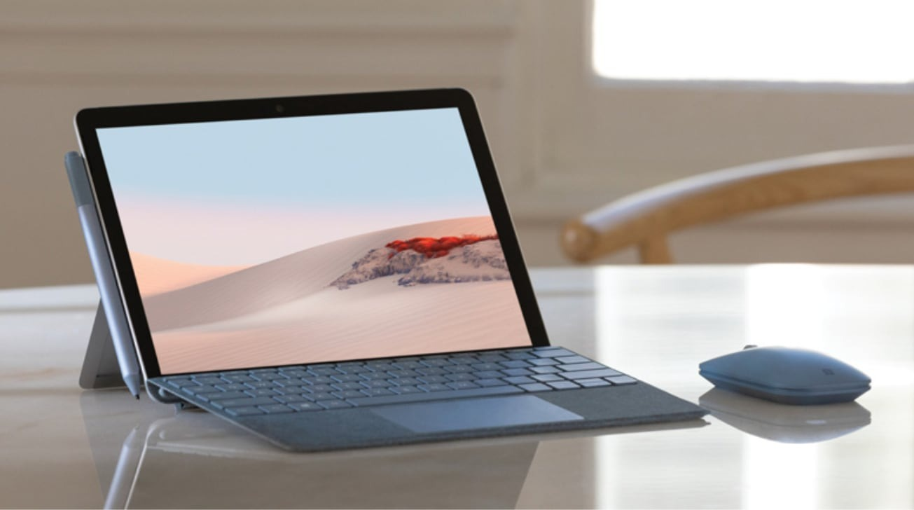 Read more about the article Compared: Microsoft's Surface Go 2 versus Apple's 10.2-inch iPad and iPad Air