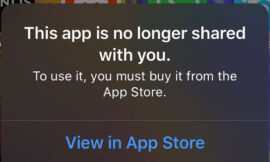How to fix the iOS Family Sharing bug without losing your app data