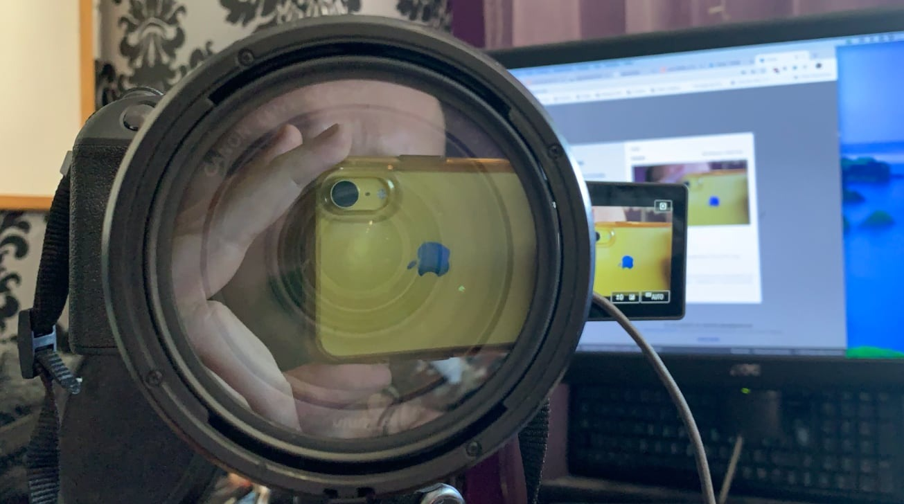 How to use a Canon camera as a webcam for your Mac