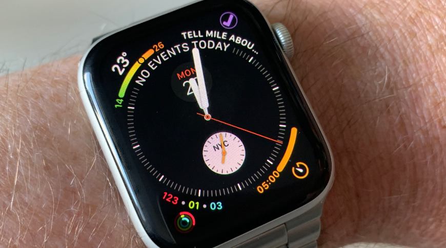 Apple Watch 'Series 6' display may be identical to Series 5