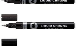 Molotow Liquid Chrome Marker Set – 1mm, 2mm and 4mm