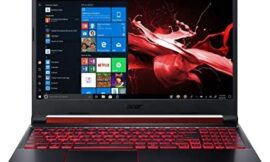 Acer Nitro 5 – 15.6″ Laptop Intel i5-9300H 2.4GHz 8GB Ram 1TB HDD 128GB SSD Windows 10 Home (Renewed)