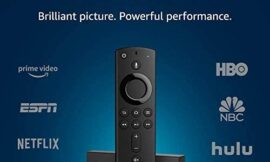 Certified Refurbished Fire TV Stick 4K with Alexa Voice Remote, streaming media player