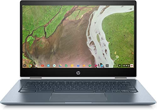 Read more about the article HP Chromebook x360 14-14″ FHD Touch – Core i3-8130u – 8GB – 64GB eMMC – White and Blue