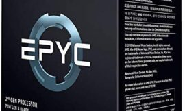 AMD EPYC (2nd Gen) 7402 Tetracosa-core (24 Core) 2.80 GHz Processor – Retail Pack – 128 MB Cache – 3.35 GHz Overclocking Speed – 7 nm – Socket SP3 – 180 W – 48 Threads