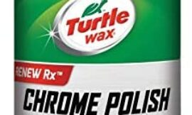 Turtle Wax T-280RA Chrome Polish & Rust Remover – 12 oz.