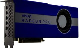 AMD 100-506085 AMD Radeon Pro W5700 8 GB Graphics Card