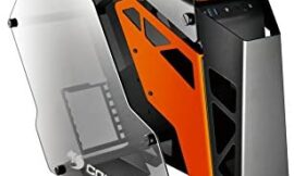 Cougar CONQUER ATX Gaming Case –  / Mini ITX / Micro ATX PC Case /  ATX Computer Case- Mid Tower -Tempered Glass – Fan and Water Cooling Support