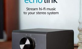 Echo Link – Stream hi-fi music to your stereo system