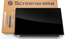 SCREENARAMA New Screen Replacement for Acer Aspire E5-575, HD 1366×768, Glossy, LCD LED Display with Tools