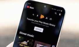YouTube Music can finally import your library and uploads from Google Play Music