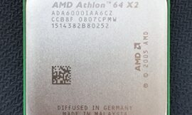 AMD Athlon 64 X2 6000+ 3 GHz Dual-Core CPU Processor ADA6000IAA6CZ Socket AM2 2MB 89W