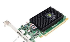 Epic IT Service – Nvidia Quadro NVS 310 with Dual displayports, Both Half and Full Size Brackets for Both SFF or Regular Full Size Computer(1 Year Warranty)