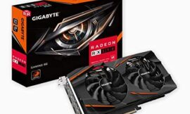 Gigabyte Radeon Rx 590 Gaming 8G Graphics Card, 2X Windforce Fans, 8GB 256-Bit GDDR5, Gv-RX590GAMING-8GD Video Card