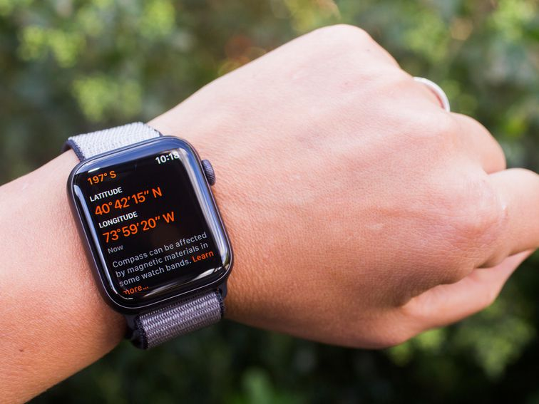 Give a new Apple Watch Series 5 to dad for just $300
