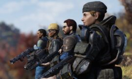 Fallout 76's 2020 Roadmap Includes Seasons, New Quests, And The Brotherhood Of Steel