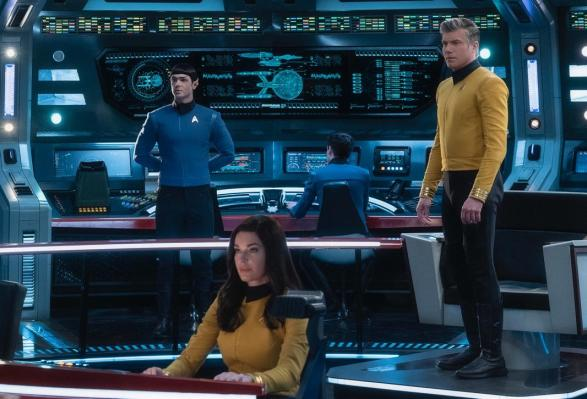 Read more about the article CBS All Access greenlights 'Strange New Worlds,' a new Star Trek series about Pike and Spock – TechCrunch
