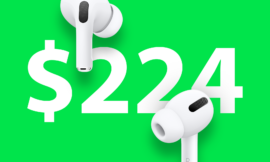 Deals: AT&T Joins Verizon With Discount on AirPods Pro, Priced at $224 ($25 Off)