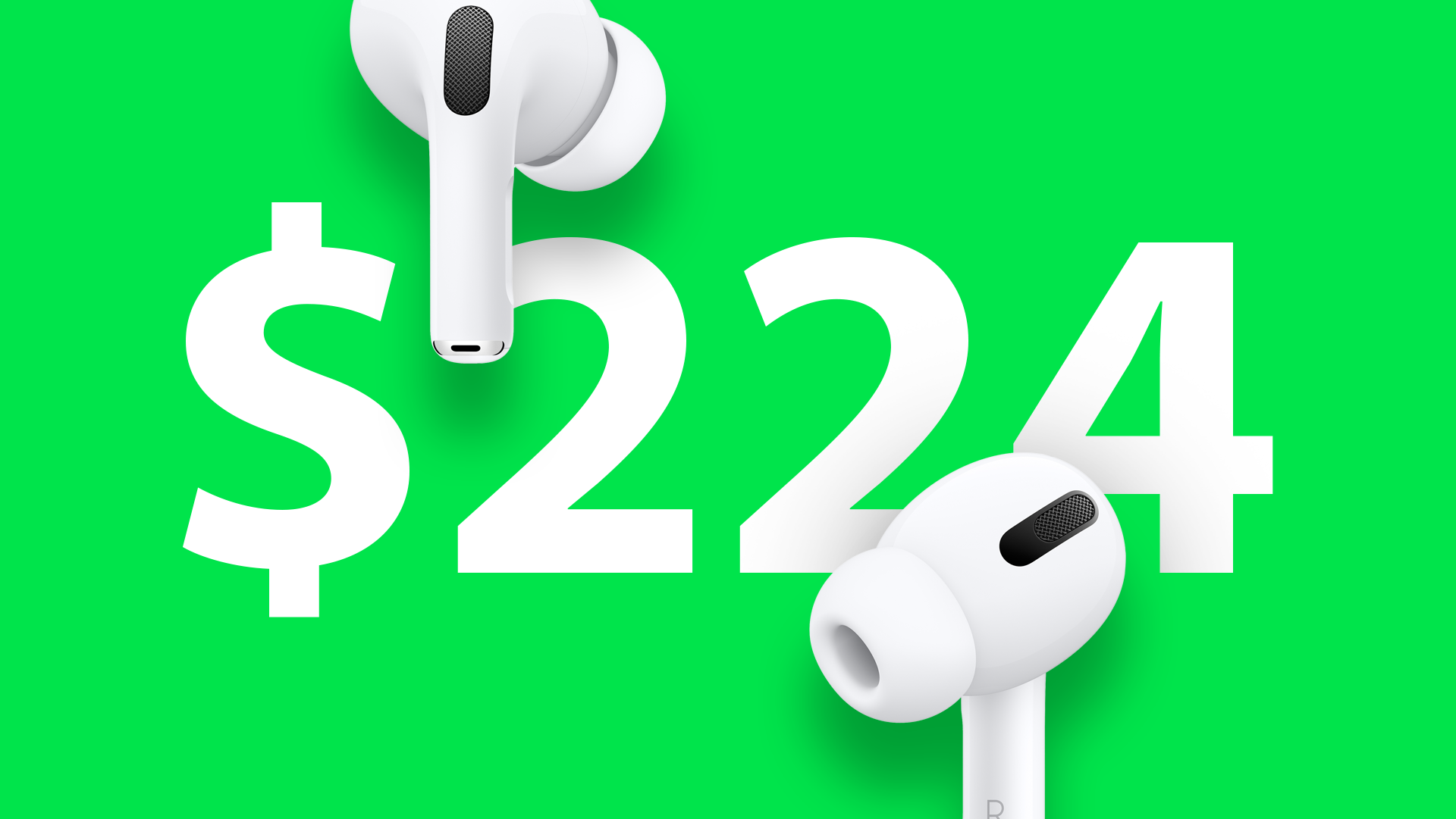 Read more about the article Deals: Get Apple's AirPods Pro Headphones for $224 at AT&T ($25 Off)