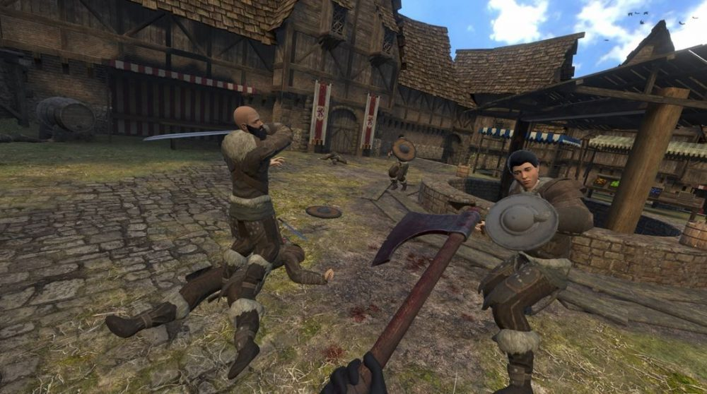 Blade & Sorcery launches out of early access June 4 on Oculus and Steam