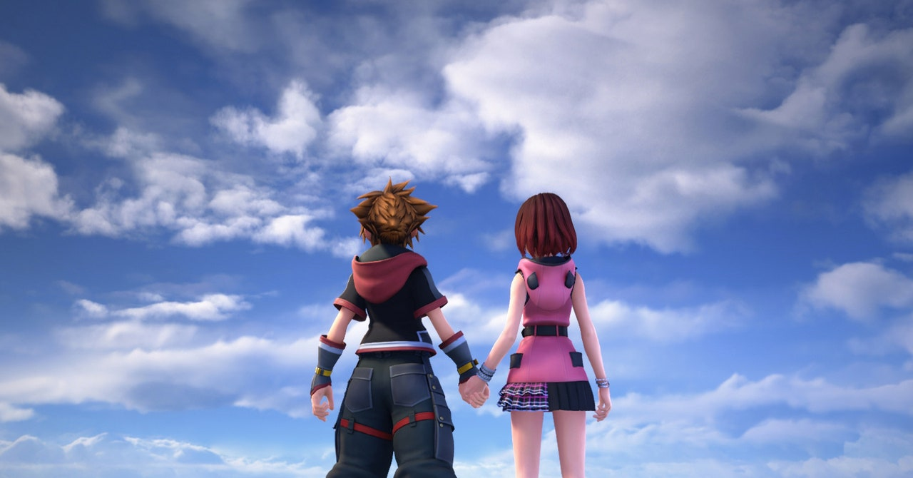 There Are Rumors 'Kingdom Hearts' Is Getting a Disney+ Show