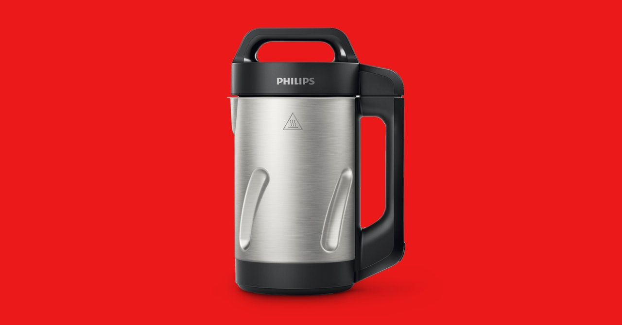 Philips Soup Maker Review: Perfect for Folks Who Hate to Cook
