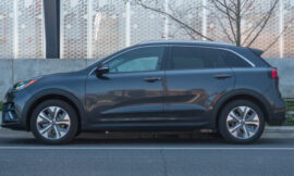 Another competent Korean car—the Kia Niro EV, reviewed