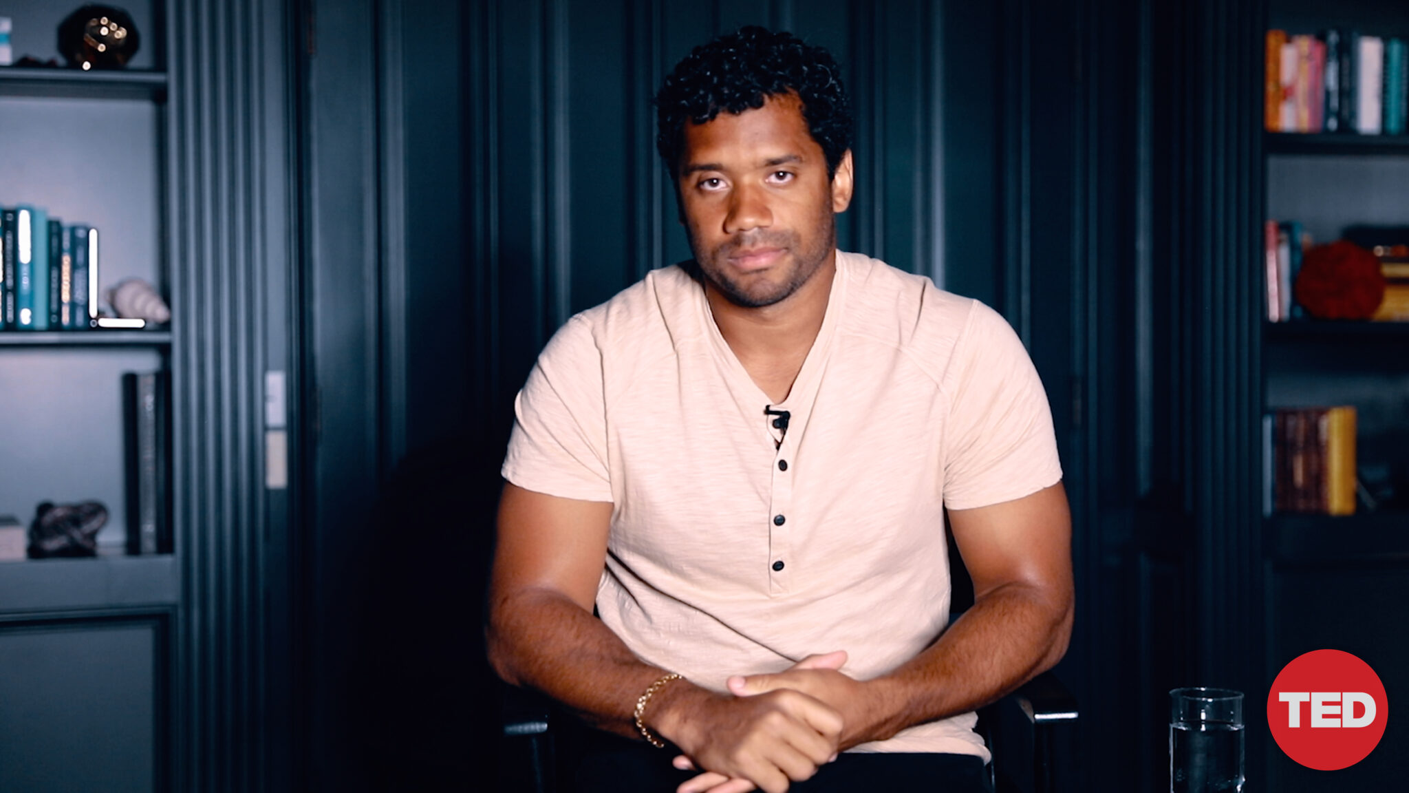 In new TED Talk, Seahawks QB Russell Wilson promotes 'neutral thinking' to cope with pressure