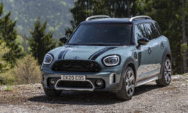 2021 MINI Countryman revealed with ALL4 hybrid and JCW options
