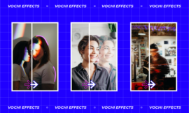 Vochi, the 'computer vision'-based video editing and effects app, raises $1.5M seed – TechCrunch
