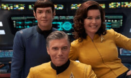 New Star Trek shows Spock, Pike in decade before Kirk