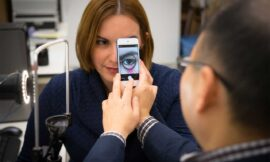 Purdue researchers create a smartphone app to help assess anemia