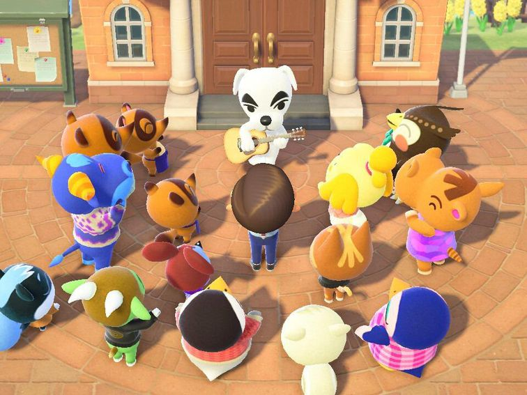 The fun never stops in Animal Crossing: New Horizons. It's a problem