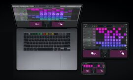 Logic Pro X 10.5 intros new Live Loops tools plus better iPhone and iPad control