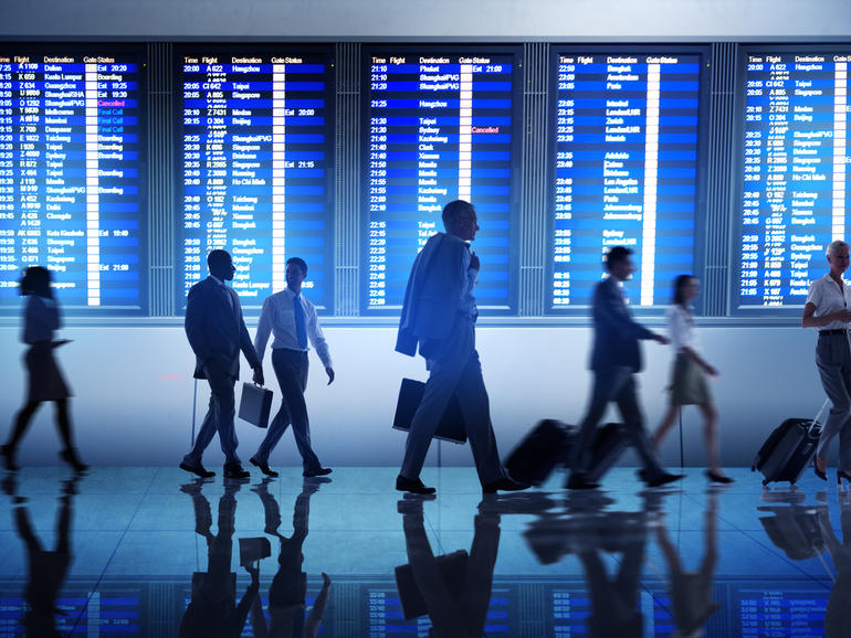 What business travel will look like in the new normal