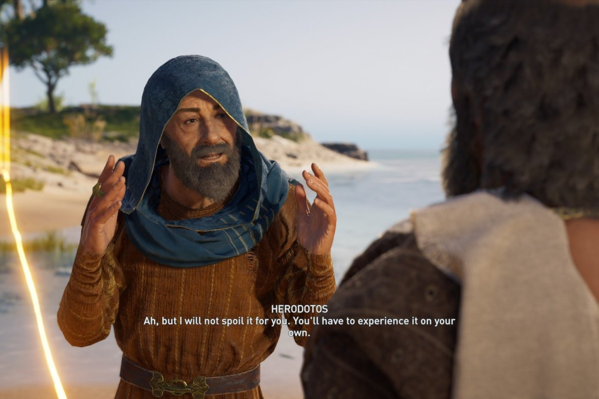 Read more about the article Take a trip through Ancient Greece and Egypt with Assassin's Creed's free Discovery Tours